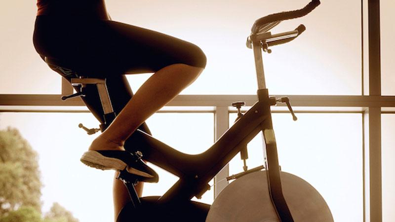 cyclette come alleata per i muscoli