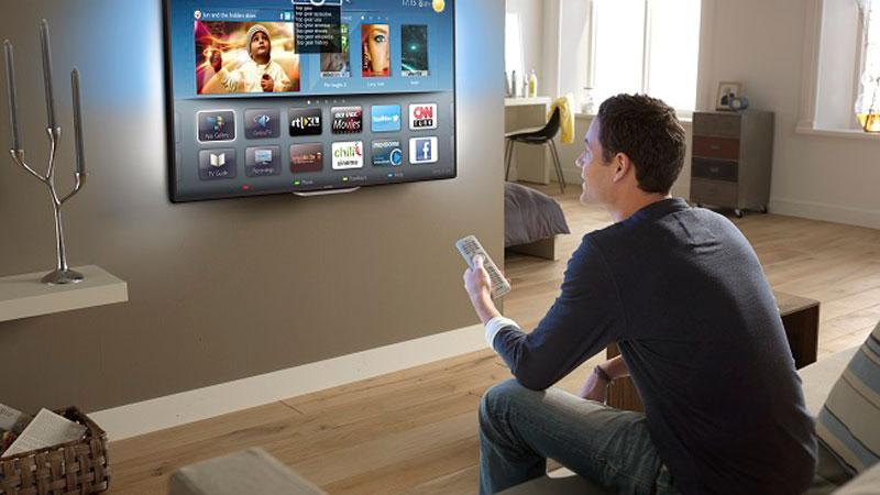 installare un televisore led in casa
